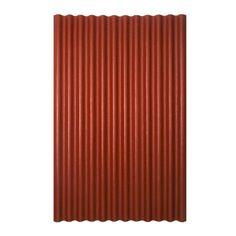 Best Wall Idea Lowes Ondura 79 In X 48 In Red 400 x 300
