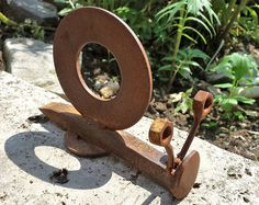 welded art sculpture on Etsy, a global handmade and vintage ...
