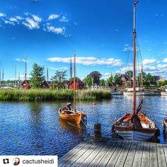 Nydelig. #reiseliv #reisetips #reiseblogger #reiseråd  #Repost @cactusheidi (@get_repost)  Sommer i Fredrikstad