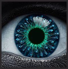 Eye Iris Drawing Colored Pencils Irises Ideas For 2019 Pretty Eyes, Cool Eyes, Beautiful Eyes, Photo Oeil, Iris Drawing, Art Visage, Eyes Artwork, Aesthetic Eyes, Crazy Eyes