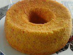 Receita de Bolo de milho cremoso rápido sem farinha de trigo - Tudogostoso