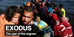 A special report from The Irish Times looking back over the year at the increasingly desperate plight of migrants trying to make a new life in Europe.
