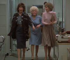 the ladies of Nine to Five