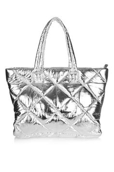 Quilt Puff Tote Bag - New In Bags & Accessories - New In - Topshop