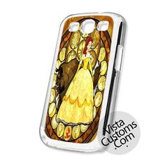 Beauty And The Beast Moon Poster Cell Phones Cases For iPhone, Samsung Galaxy