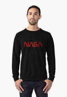 «NASA Vintage Emblem 1975-1992» de Lidra