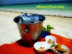 Snacks at the beach...#SimplePleasures at ZoetryResorts Paraiso de la Bonita