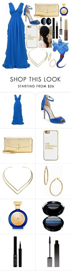 """""""Genie! 🌌"""" by sisibff ❤ liked on Polyvore featuring MSGM, Botkier, Dolce&Gabbana, BaubleBar, Natalie B, Bony Levy, Boadicea the Victorious, Giorgio Armani and Serge Lutens"""