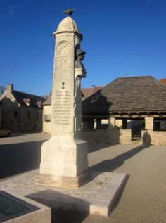 Monument aux morts – Beauregard,  Midi-Pyrenees