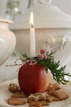 Een appel... Simpel kan heel mooi zijn