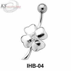 Belly Piercing IHB-04 [IHB-04] - $2.47 : Wholesale body jewelry online shop | belly rings | nipple piercings.