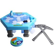 Cheap Gags & Practical Jokes, Buy Directly from China Suppliers:Penguin Trap Activate Funny Game Interactive Ice Breaking Table Penguin Trap Entertainment Toy for Kids Family Fun Game