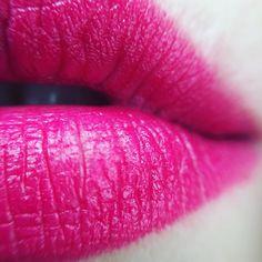 Extreme close up!  #pinklips  #pink #lipstick #lips #mouth #makeup #avon #avonlipcrayon #macro #closeup by scarlettrose86