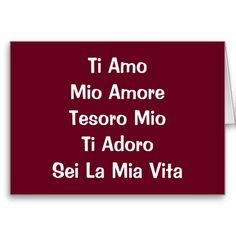 42 best Italian Sayings images on Pinterest | Italian life, Italian ...
