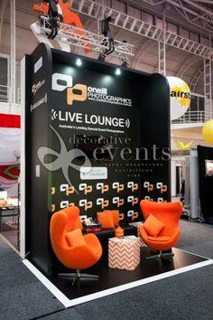 Custom Exhibition Stands - under 10m² :: Decorative Events & Exhibitions