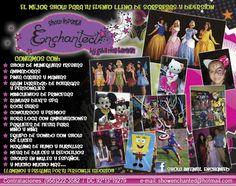 The Best Show for your event full of Surprises and FUN!!!         Show de las Muñequitas Fresitas,  Princesas,   Haditas,        Rapunzel con mini cuento,                       Rock Stars,            Runway Diva  Pinta Caritas  Concursos y Premios  Minutos locos con ambientaciones  y mucho mucho mas...    PREGUNTA POR TU PERSONAJE FAVORITO!!!         For more info call Us :  956-222-3582 or DC 92*13*19279 Rapunzel, Tween, Show, Advertising, Mini, Cover, Pageants, Character, Door Prizes