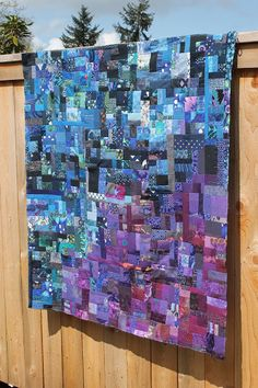 Improv quilt: Quilting is more fun than Housework.: When a Finished Top is Something to Celebrate! Batik Quilts, Scrappy Quilts, Patchwork Quilting, Crazy Quilting, Beginner Quilting, Modern Quilting, Purple Quilts, Colorful Quilts, Quilting Projects