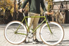 A&B - Fixie Bikes. Bicicletas urbanas single speed.