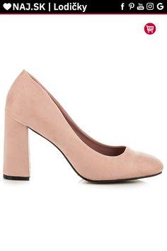 Semišové béžové lodičky Seastar Pumps, Heels, Heeled Mules, Platform, Fashion, Heel, Moda, Fashion Styles, Pumps Heels