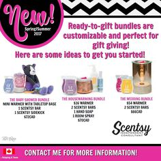 Facebook Party, Some Ideas, Scentsy, House Warming, Baby Shower, Mini, Gifts, Babyshower, Presents