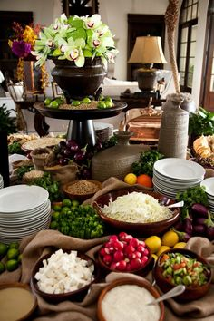 Image result for martha stewart buffet