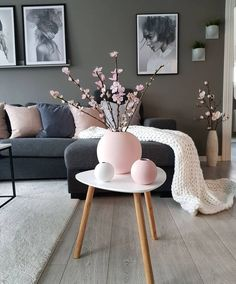 Is To Me - Skandinavisches Design, Haushaltswaren, Accessoires und mehr, Home Living Room, Living Room Designs, Living Room Decor, White Home Decor, Decor Interior Design, Interior Modern, Interior Styling, Modern Decor, House Design