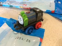 * 2016 Thomas /& Friends Minis #25 New ! Electrified Spencer Wave 2 Two
