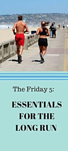 Essentials for Running Long Distances | Marathons | Half Marathons | Endurance Training | Run Disney | 10 K Race | Endurance Nutrition