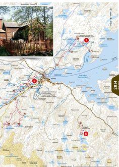#ClippedOnIssuu from Kaukana Pohjoisessa - Inari-Saariselkä