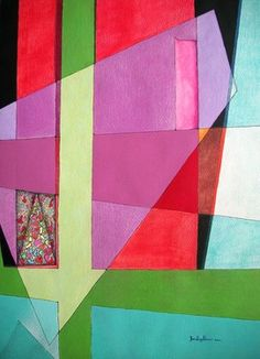 """Saatchi+Online+Artist+daniel+levy;+Painting,+""""Where+is+the+cat?""""+#art"""