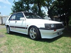 Corolla Twincam, Toyota Corolla, Bmw 535i, Rims For Cars, Tractors, Vehicles, Sweet, Candy, Car