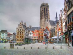Where did you grow up? Add a picture of your city. Mechelen