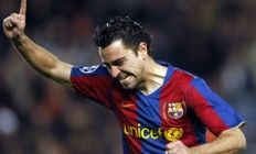 Xavi   ¨Messi es el mejor jugador de futbol de la historia¨. 14.10.12
