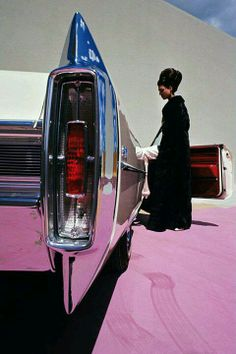 Cadillac..