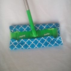 Washable Swiffer Sweeper pads by StarkHandmade on Etsy