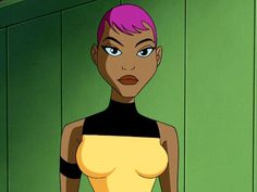 """Maxine Gibson - Batman Beyond; Maxine """"Max"""" Gibson was Terry McGinnis's (the future Batman) friend, & later an invaluable ally in his life as the 2nd Batman. Max played an integral part in Batman's war on crime: when it came to crimefighting, she employed her considerable intelligence & skills at computer hacking & investigation to aid Terry."""