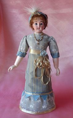 Elegant Reception Gown pattern, circa 1910