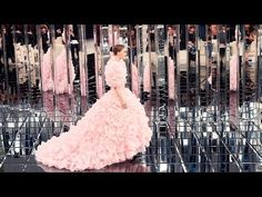Spring-Summer 2017 Haute Couture Show - CHANEL - YouTube