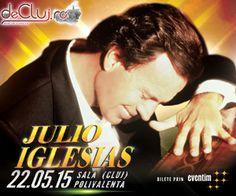 Ce surpriză a rezervat JULIO IGLESIAS doar pentru publicul din România? | deCluj.ro | Stiri din Cluj, Ziar din Cluj, de Cluj