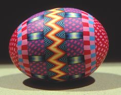 This is a fun egg