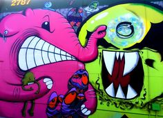 """Messages from Pops Way: """"Del Amo Street Art Gallery"""" Part 5 and Malibu mor..."""