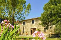 La Grange de Mailhac Bed and Breakfast in the Gard Provençal