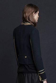 ZARA TRF - Lookbook November.. I want this jacket. They only have a small.. :(