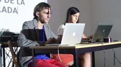 moon ribas & neil harbisson : cyborg activists