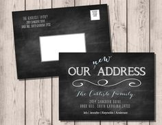 Hey, I found this really awesome Etsy listing at https://www.etsy.com/listing/189168275/chalkboard-moving-announcements-weve