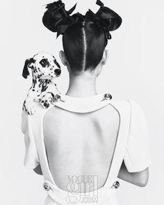 그녀의 이름은 달.마.시.안!, Vogue Girl 한국, 2012년 1월 (Dalmatian Girl, Vogue Girl Korea, January 2012)