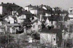 Pasilanmäki Helsinki, Finland, The Past, Street View, Historian, Painting, Outdoor, Nostalgia, Times
