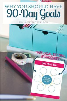 You Should Have Goals (And A Goal Setting Worksheet) This is a great process for setting realistic goals. Love the free printable goal setting worksheet.This is a great process for setting realistic goals. Love the free printable goal setting worksheet. Planners, Goal Setting Worksheet, Encouragement, Goal Planning, Time Management Tips, Stress Management, Project Management, Personal Goals, Personal Progress