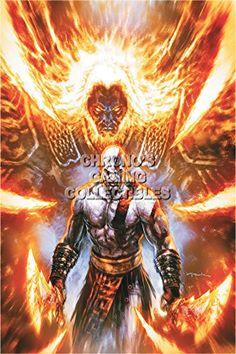 God of War Artist: Andy Park Gods Of War, God Of War Game, Kratos God Of War, God Of War Series, Witcher Wallpaper, Andy Park, Game Concept Art, Greek Gods, The Villain