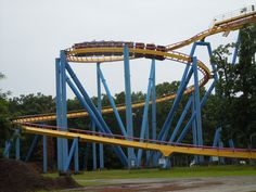 Nitro: Six Flags Great Adventure - Cream Ridge, NJ